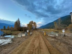 The access to Duck Lake from Channel Road is now Open!